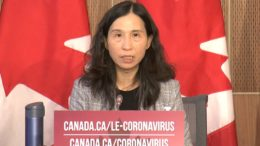 Dr. Tam: Canada could see up to 10K cases of COVID-19 per day 5