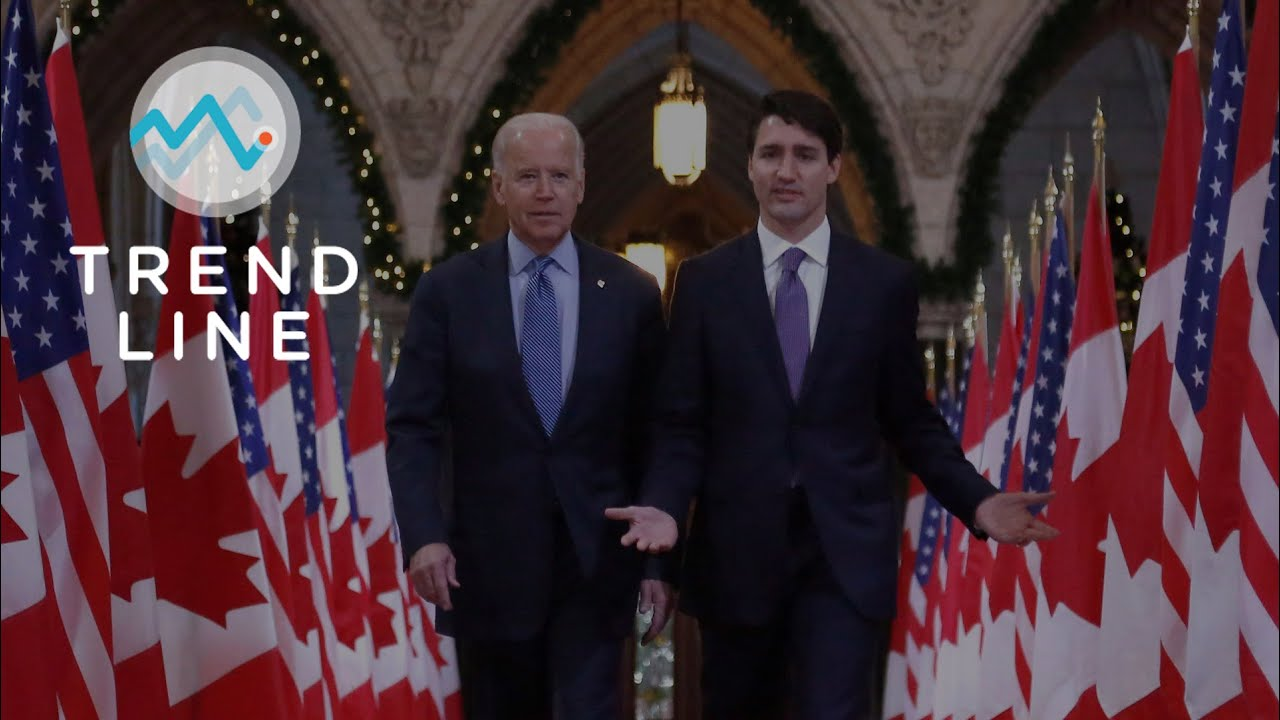 Nanos: Biden's environmental policy could spell trouble for parts of Canada | TREND LINE 1