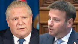 Ford turfs MPP who claimed that COVID-19 lockdowns are doing more harm than good 1