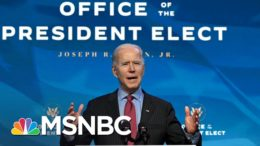 Are Feds Ready For Biden Inauguration After Capitol Riot Failure? | The 11th Hour | MSNBC 4
