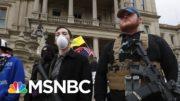 Microcosm Of Republican Rejection Of Democracy Seen In Michigan | Rachel Maddow | MSNBC 3