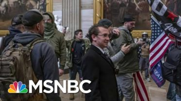Fmr. DHS Official Says Security Threats Could Continue For Weeks, Months | Morning Joe | MSNBC 4