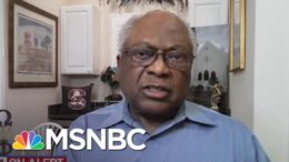 Clyburn: 'We Have Some Sympathizers In The Congress That Probably Ought Not Be There'   Katy Tur 3