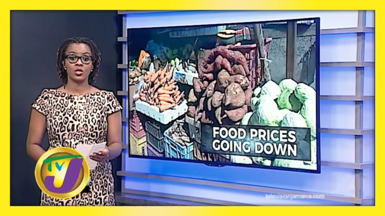 Jamaicans See Drop in Food Prices - January 14 2021 1
