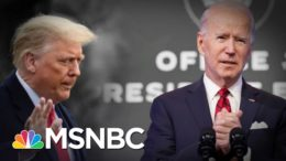 Trump Leaves Biden With Security Threats And A Huge Pandemic | The 11th Hour | MSNBC 5