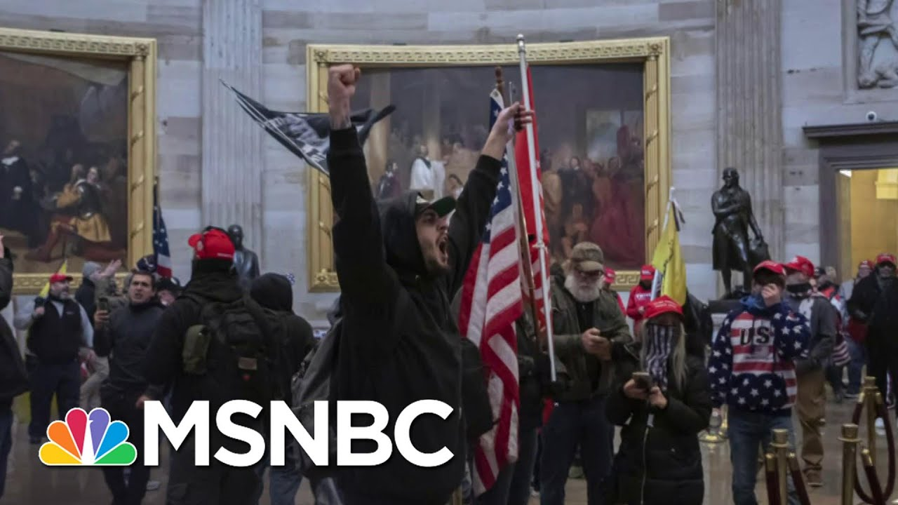 The January 6 Insurrection Was A Last Gasp For White Supremacy. | MSNBC 1
