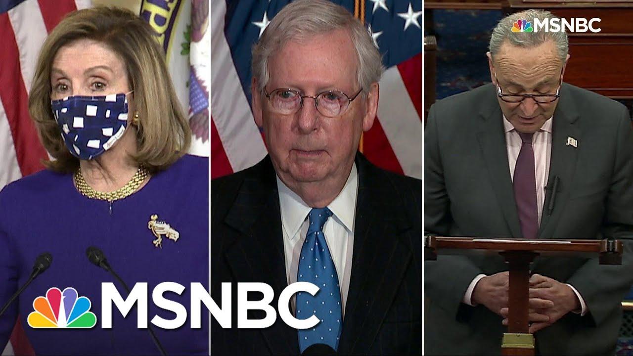 Trump Conviction in Senate Trial Could Come Down to McConnell's Decision | MSNBC 1