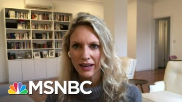 Far-right Extremists Are Now 'Recalibrating & Planning' On An App Favored by ISIS | MSNBC 6