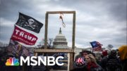'This Threat Is NOT Going Away': States Brace For Armed Protests After U.S. Capitol Attack | MSNBC 4