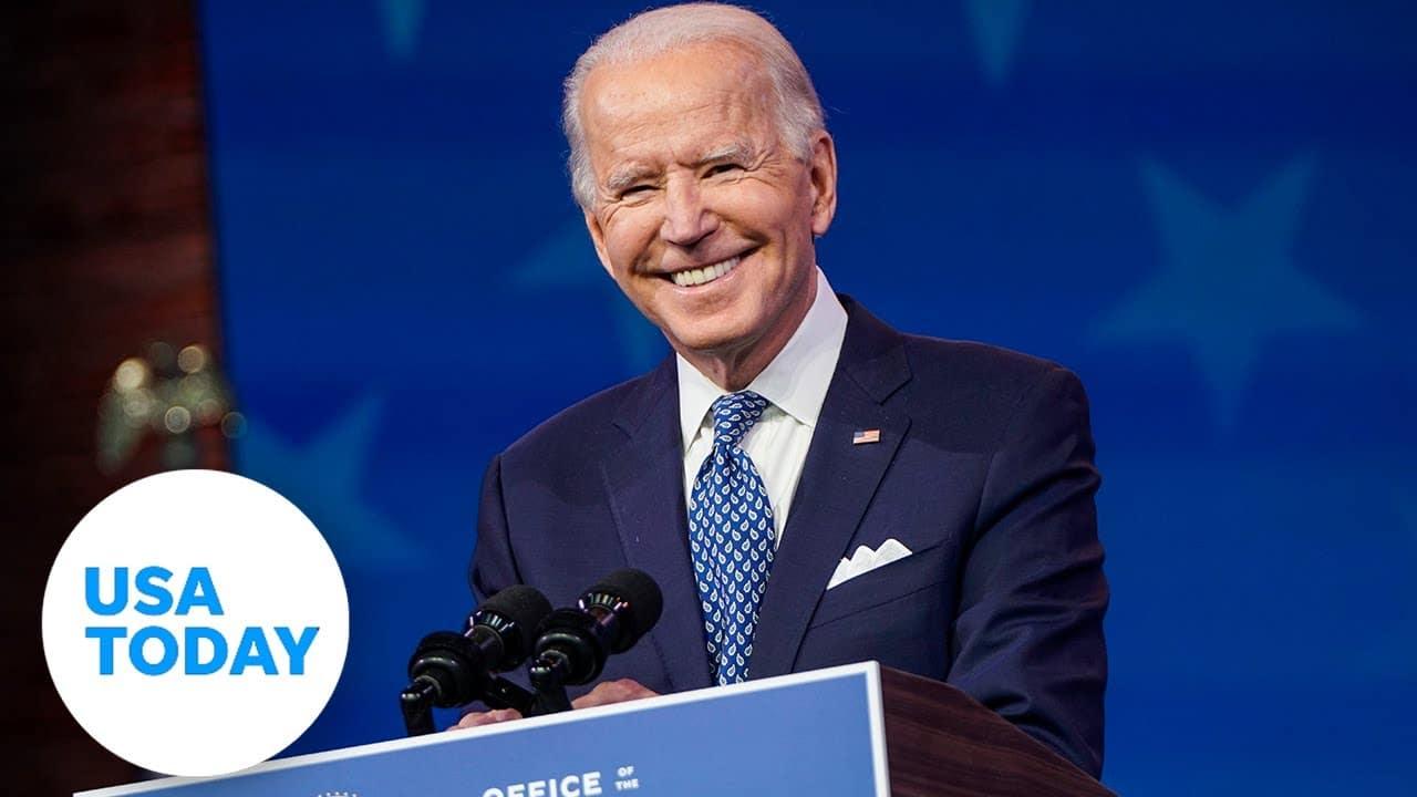 President-elect Joe Biden introduces science team | USA TODAY 1