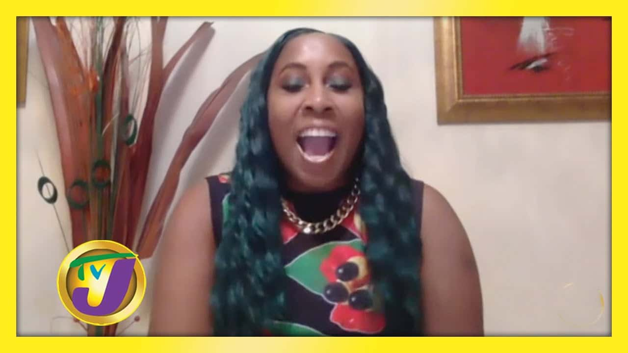 Latonya Style - Stylish Moves: TVJ Smile Jamaica - January 15 2021 1