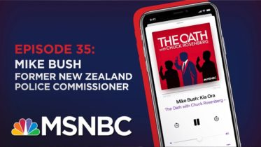 Chuck Rosenberg Podcast With Mike Bush | The Oath - Ep 35 | MSNBC 6