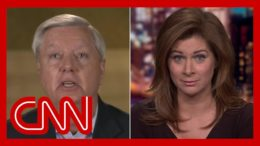 Burnett to Graham: Trump is trying to heal nation? He hasn't spoken once 3