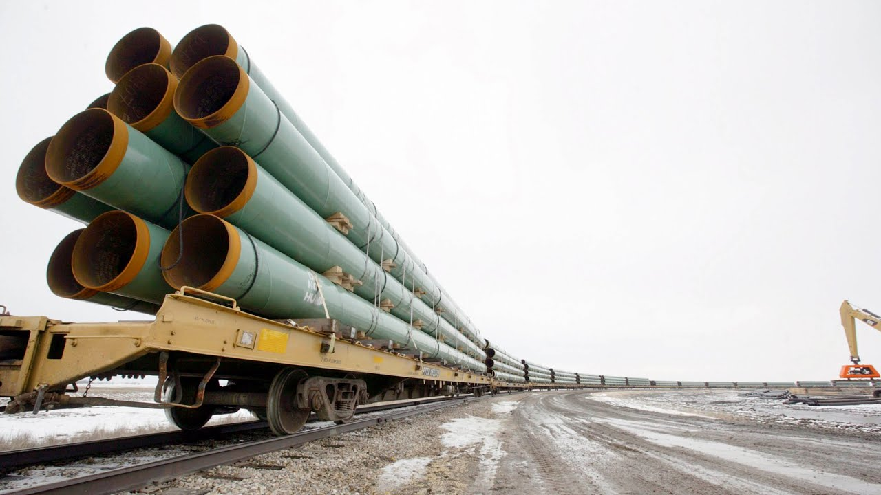 Canadian government still standby Keystone XL project 9