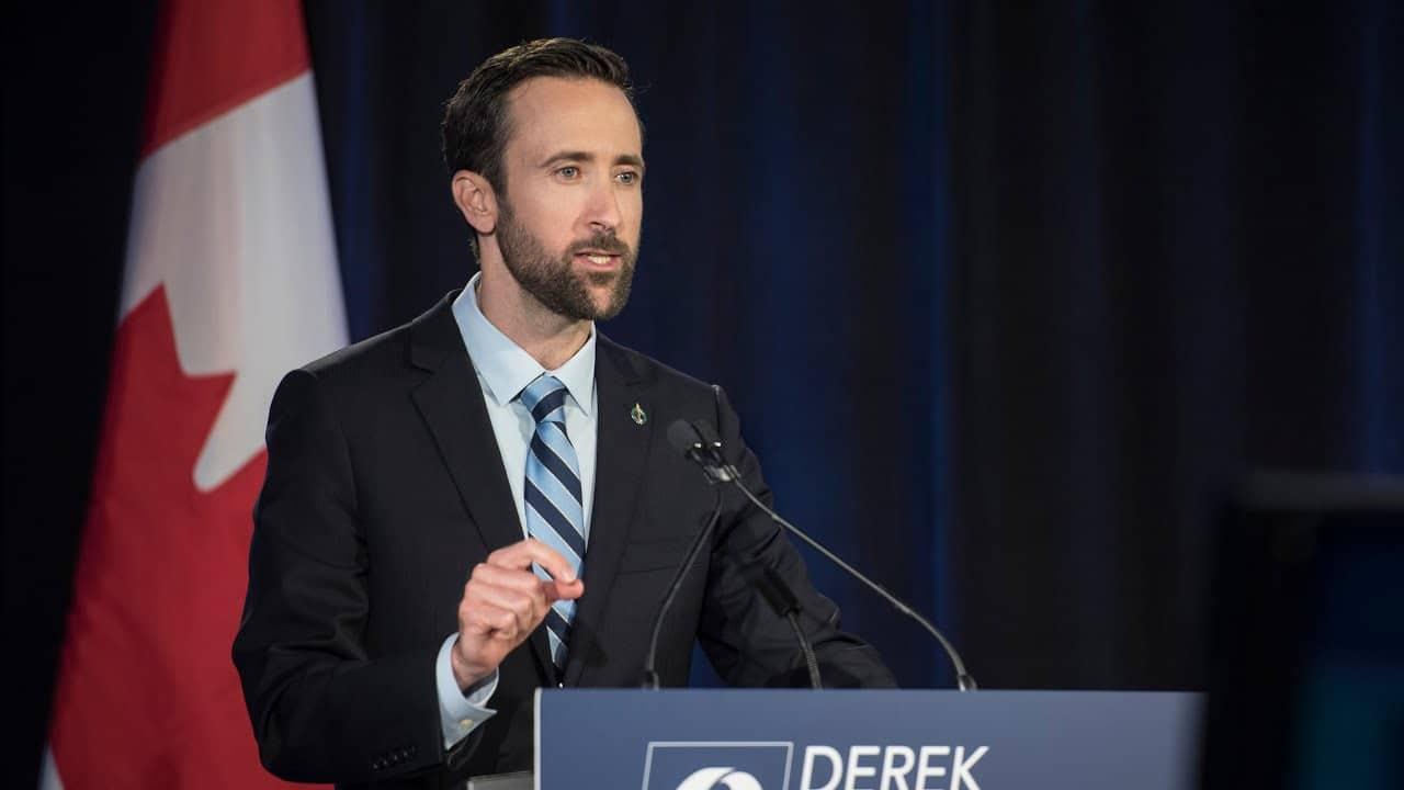Erin O'Toole kicks out Derek Sloan from Conservative caucus 1