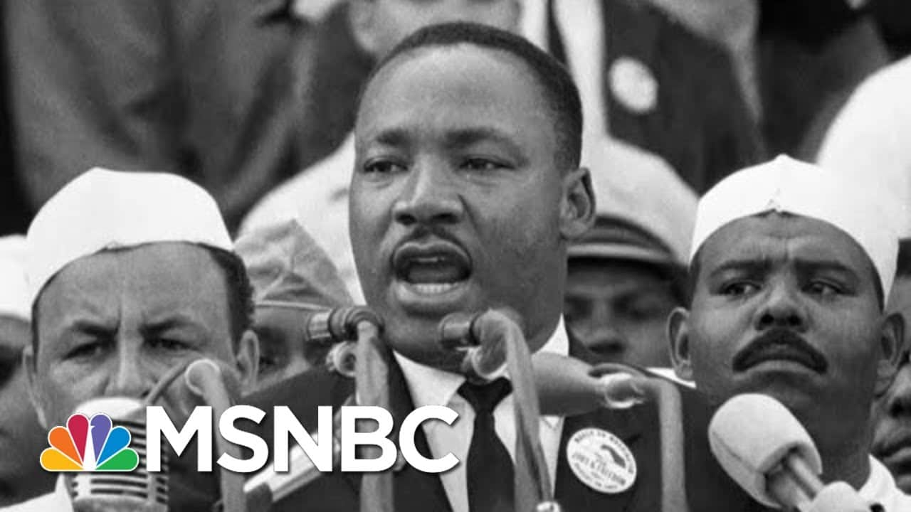 Capitol Rioters Cleaving To World Dr. King Gave His Life To Dismantle: Glaude | Morning Joe | MSNBC 1
