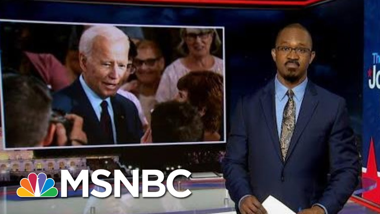 How One Of The Nation's Youngest Senators Became Its Oldest President-Elect | MSNBC 2