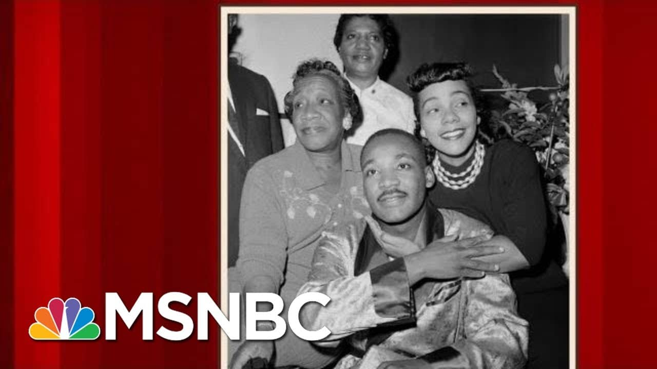 Remembering Martin Luther King's Final Years | Morning Joe | MSNBC 1