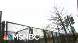 Capitol Hill 'A Fortress' As Security Concerns Grip US Amid Final Inauguration Preps | MTP Daily 7