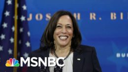 AKA Sorority Sisters From Howard University Celebrate Kamala Harris | Ayman Mohyeldin | MSNBC 9