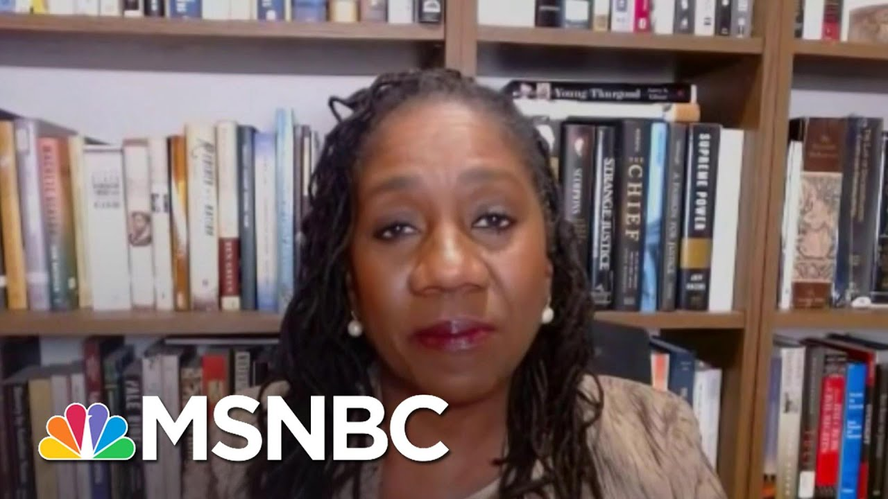 Sherrilyn Ifill: We Have To Move With Urgency On Voting Rights Legislation | The ReidOut | MSNBC 1