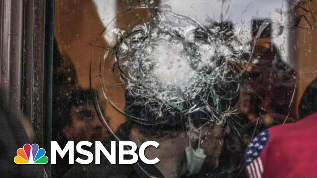 'The GOP Is Now The Riot Adjacent Party,' Says Obama Campaign Vet | The Beat With Ari Melber | MSNBC 1