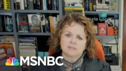 Laurie Garrett Is 'Terrified' Of The Covid Death Toll In The Coming Months | Deadline | MSNBC 4