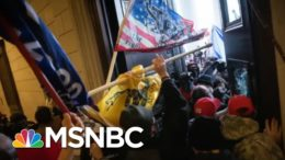 Chris Hayes: This Transfer Of Power Wasn't Peaceful | All In | MSNBC 1