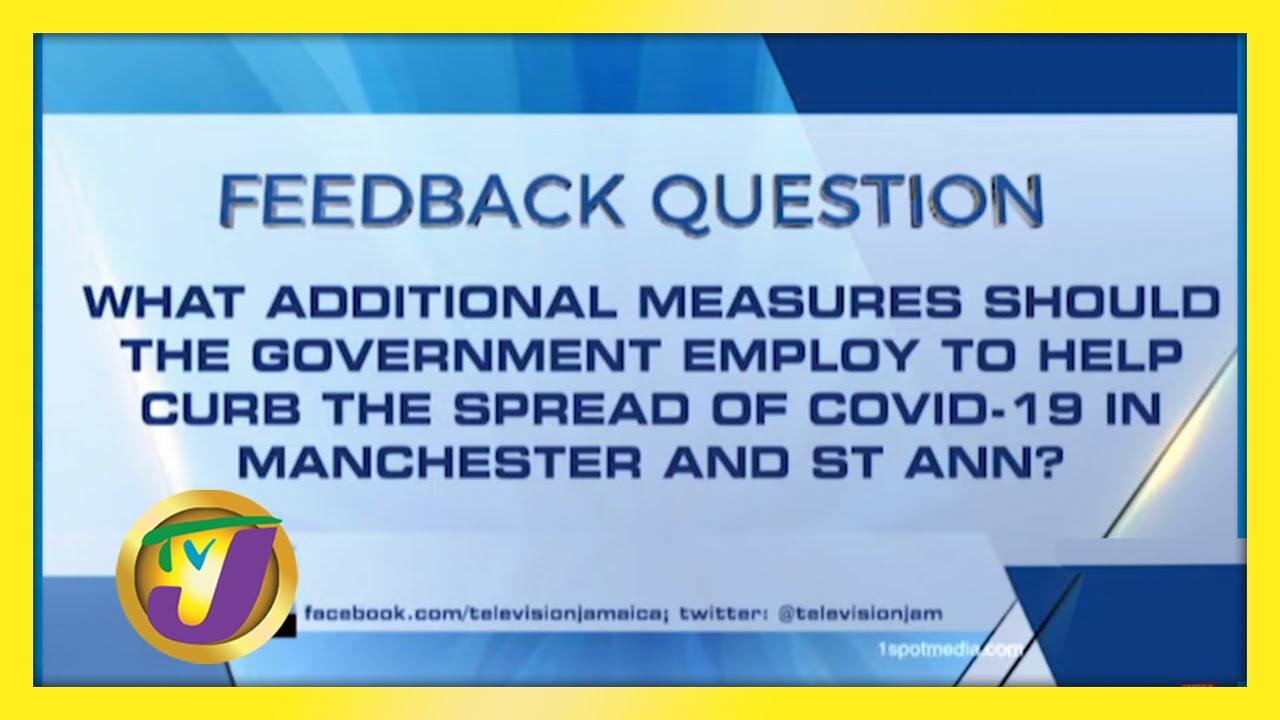 TVJ News: Feedback Question - January 15 2021 1