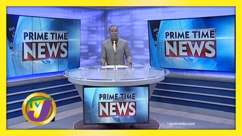TVJ News: Headlines - January 15 2021 1