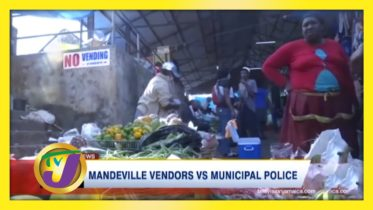 Mandeville Vendors vs Municipal Police - January 15 2021 6