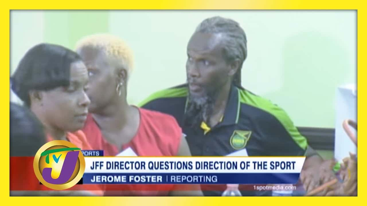 JFF Director Questions Direction of the Sport - January 15 2021 1