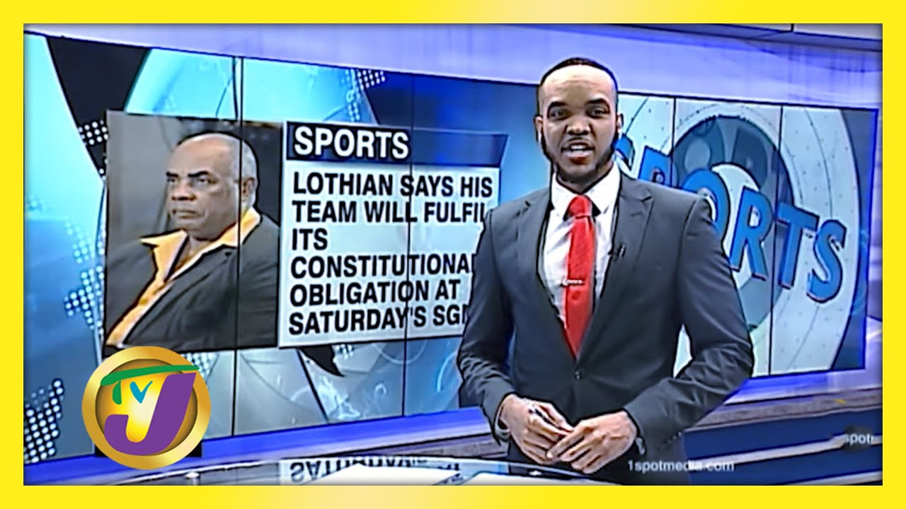 Lothian & His Team Going Ahead with SGM - January 15 2021 1