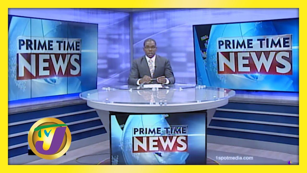 TVJ News: Headlines - January 16 2021 1
