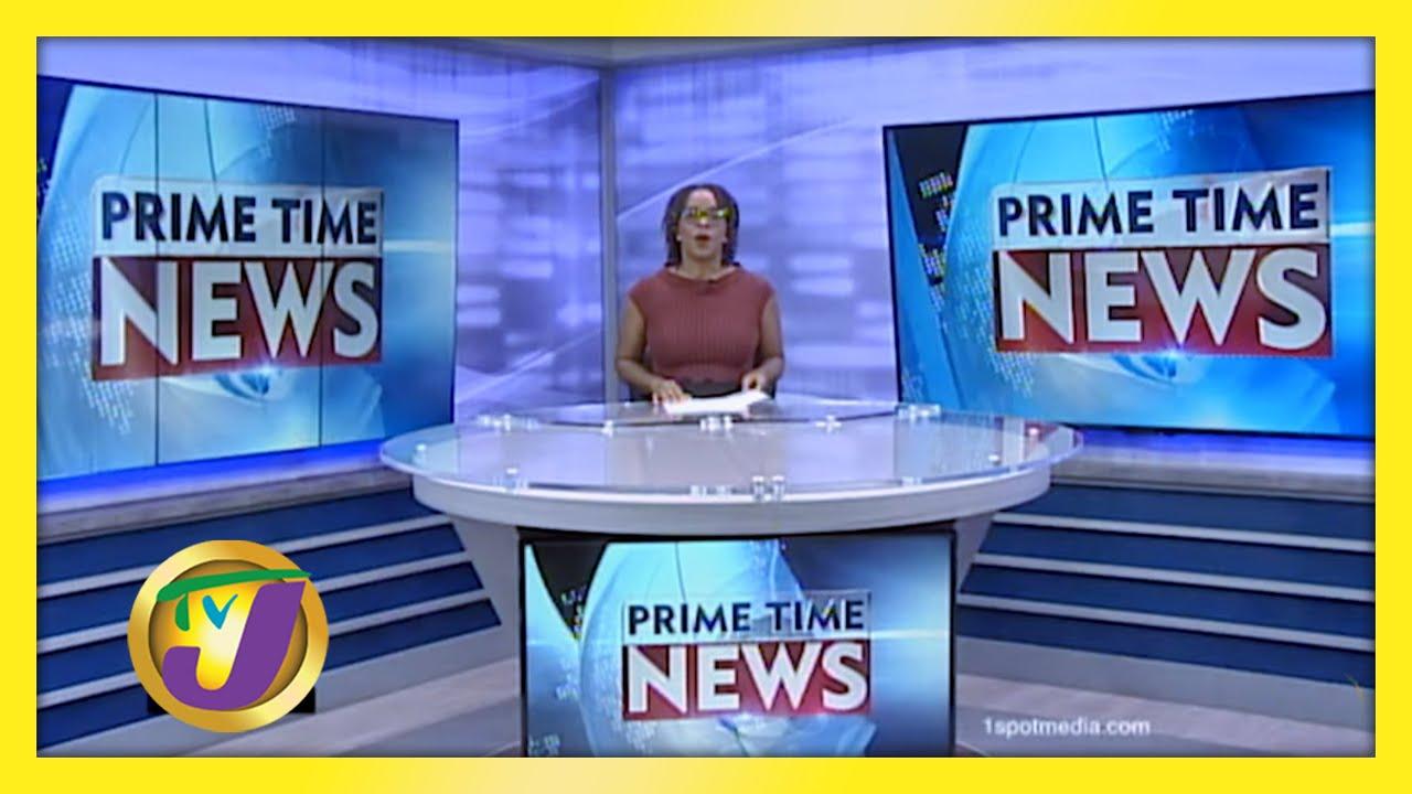 TVJ News: Headlines - January 17 2021 1
