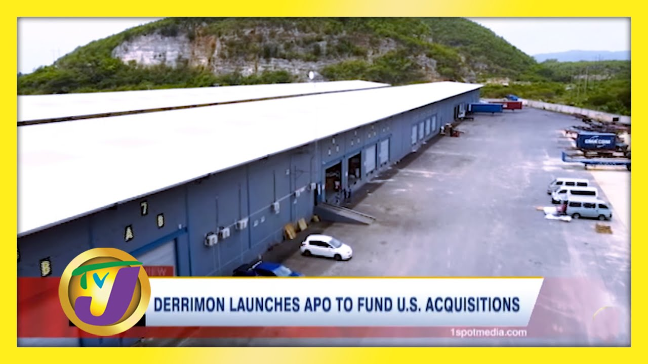 Derrimon Launches APO to Fund U.S. Acquisitions - January 17 2021 1