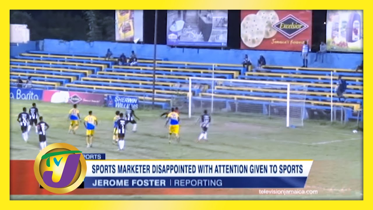 Sports Marketer Disappointed with Attention Given to Sports - January 17 2021 1