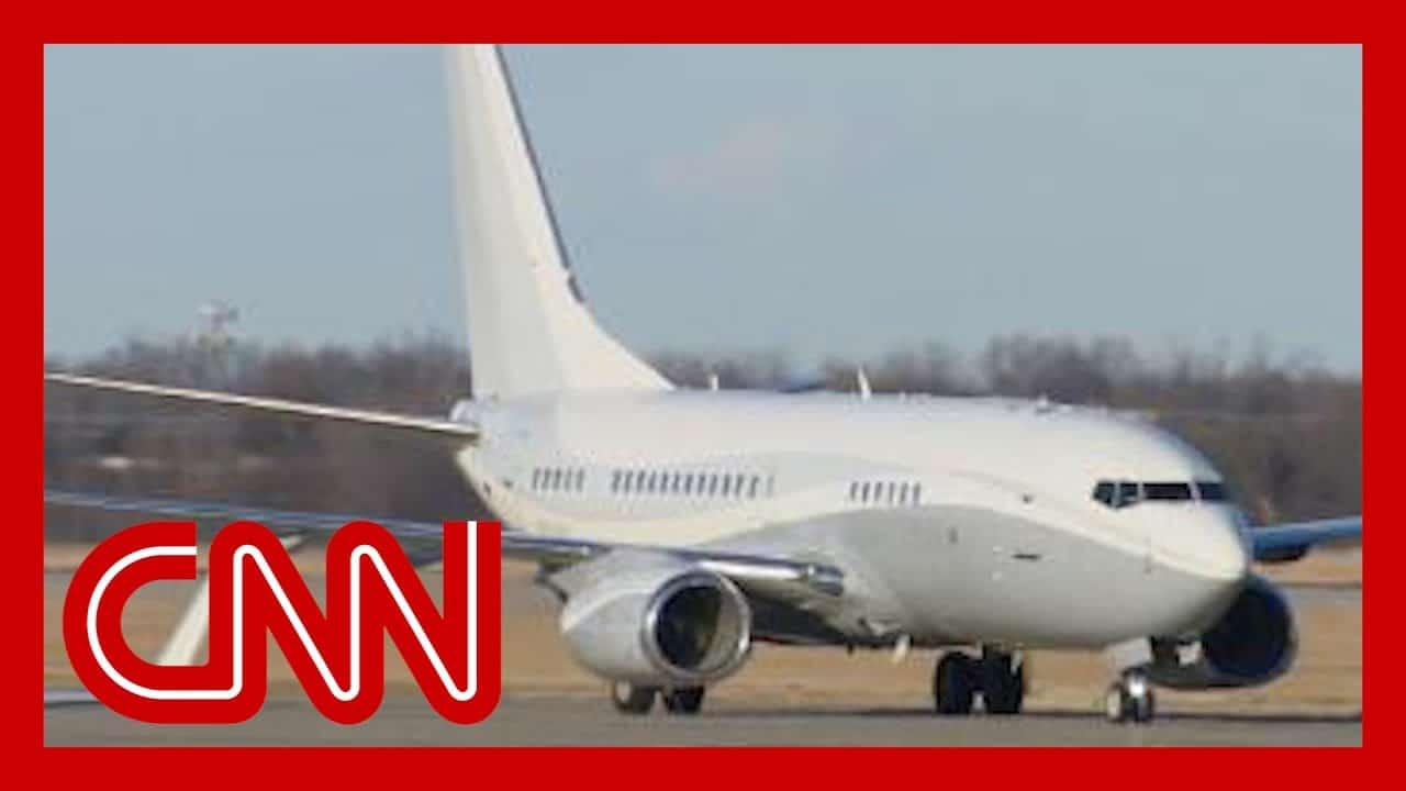 CNN explains why Biden's flight to DC is so unusual 1
