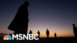 WAPO: Trump Seeks A MAGA Oasis In Florida After White House | The 11th Hour | MSNBC 9