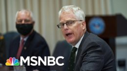 Late Maneuvers By Trump Add Anxious Air To Typically Tranquil Transition | Rachel Maddow | MSNBC 3