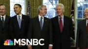 The Presidents Club In The Age Of Donald Trump | Morning Joe | MSNBC 3