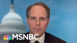 Jeremy Bash: Top Officials 'Have A Lot Of Faith And Confidence' In Avril Haines | Andrea Mitchell 7
