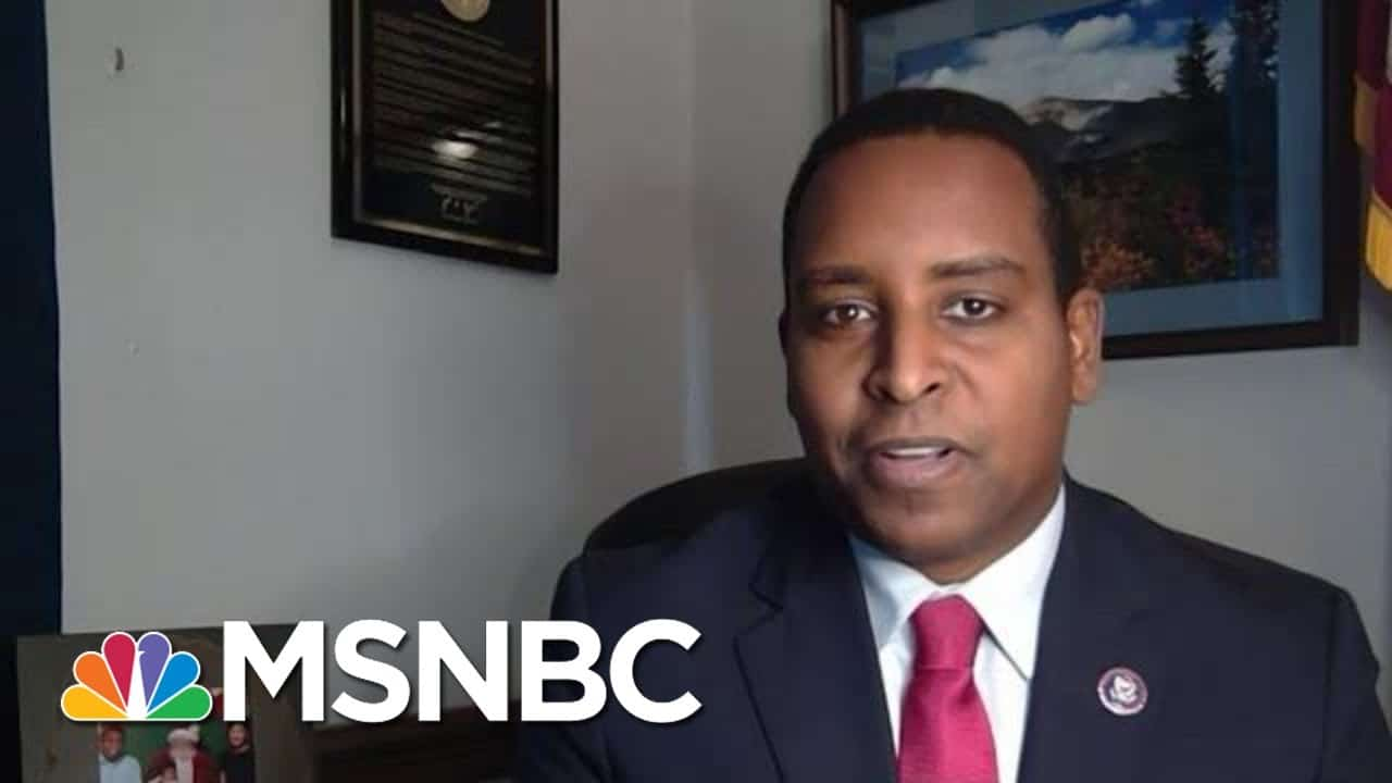 Impeachment Manager Rep. Neguse On Upcoming Senate Trial   MTP Daily   MSNBC 1
