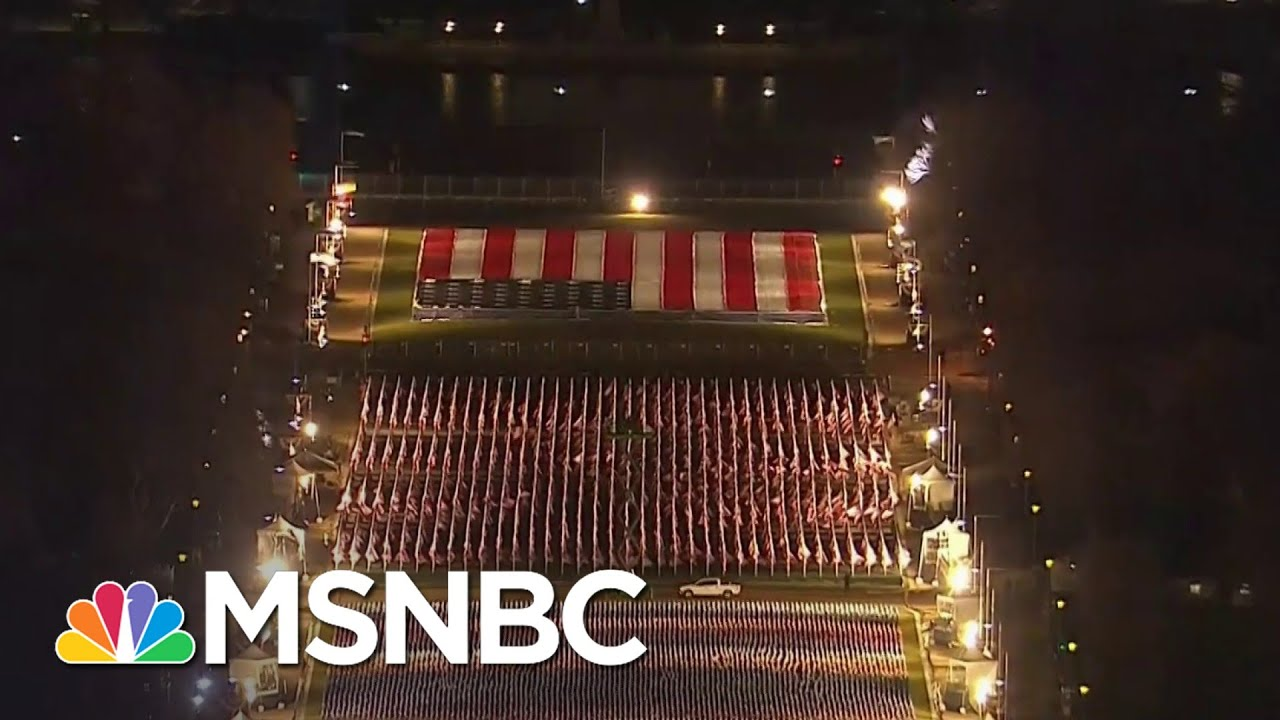 Biden To Deliver Inaugural Address To A Divided Nation Facing Multiple Crises   Andrea Mitchell 1