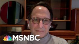 Andrew Weissmann Weighs In On Trump's List Of Pardons   Katy Tur   MSNBC 4