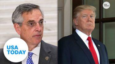 President Trump pressures Ga. Sec. of State Brad Raffensperger on voter fraud | USA TODAY 6