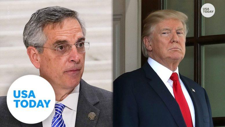 President Trump pressures Ga. Sec. of State Brad Raffensperger on voter fraud | USA TODAY 1