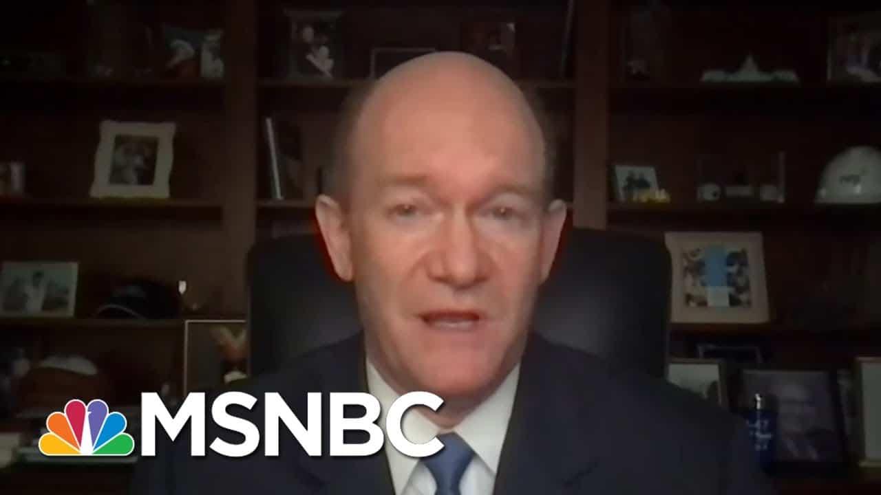 Biden Prepares Aggressive Agenda For First 100 Days | The ReidOut | MSNBC 4