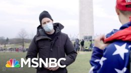 Inside MAGA: The Daily Show's Jordan Klepper On Covering The Capitol Siege | All In | MSNBC 8