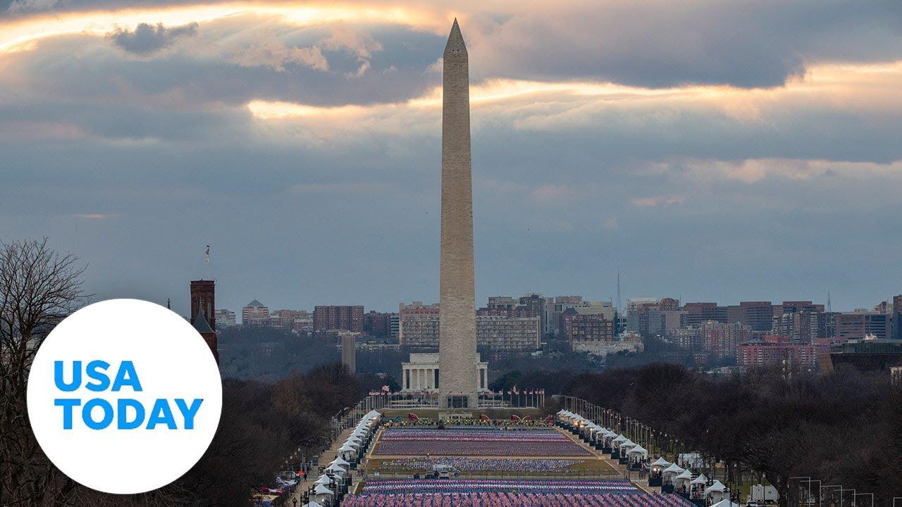 President-elect Joe Biden participates in national COVID-19 memorial   USA TODAY 1